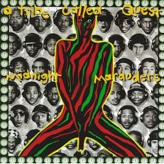 A Tribe Called Quest_Midnight Marauders