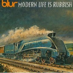 BLUR_MODERN LIFE IS RUBBISH