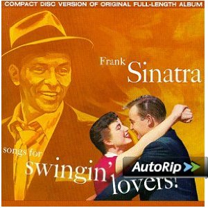 FRANK SINATRA_SONGS FOR SWINGING LOVERS