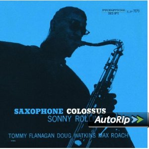 SONNY ROLLINS_SAXOPHONE COLLOSSUS