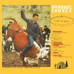Parquet Courts_Light Up Gold