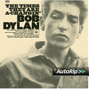 Bob Dylan_The Times They Are A-Changing