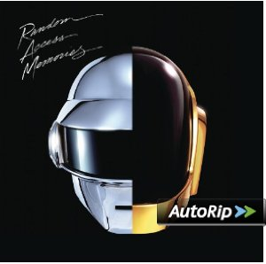 Daft Punk_Random Access Memories