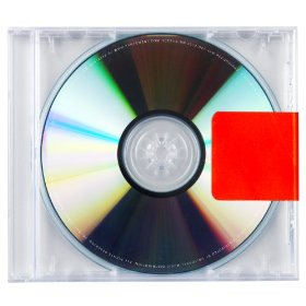 Kanye West_Yeezus