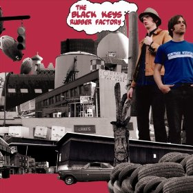 THE BLACK KEYS_RUBBER FACTORY