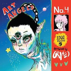 Grimes_Art Angels